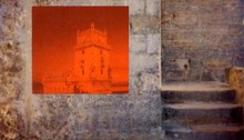 A. DE SOUSA, Torre de Ulisses Lisbonne n°6, 40x45cm, 6/10, 2005