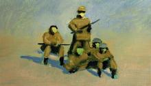 Sépànd DANESH, 1982 Mission Cobra, 19x27cm, 2011