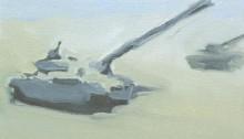 Sépànd DANESH, 1983 Au front irakien, 19x27cm, 2012