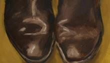 DANESH Sépànd, 2010 chaussures, 19x27cm, 2013