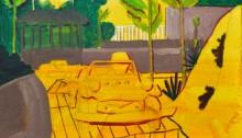 Sépànd DANESH, En 1989 à Paris parc d'attraction, 25x35cm, 2013