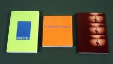 N. DUBOIS-DAUPHIN, 3 livres : Comestible, A Beautiful Skyline, Scènes de chasse