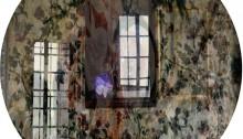 Aurore de SOUSA Rousseau 3 Tirage étanche entre 2 verres Ø 39cm 2013