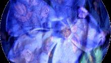 de SOUSA Aurore, ELLMSP n°9, verre feuilleté, ø64cm. Tir.1/3 2013