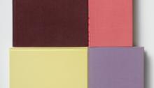 WÜTHRICH Peter (CH) Essay – Rio 4 livres panneau en bois, 65x47x8cm, 2009