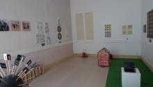 Marie-France ARLAUD, Chambre à part vue expo
