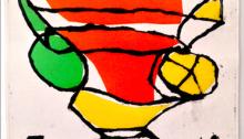 PINCEMIN Jean-Pierre, Litho-n°35/50, 48x36cm, 2003