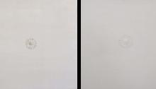 MIDAL Fabrice, Méditation, 60x60cm, 2010
