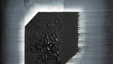 H. BURRET, Urbanscope, Insomnie, huile sur toile, 20x20cm, 2014