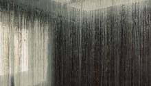 H. BURRET, Urbanscope, La sieste, huile sur toile, 30x40cm, 2015