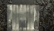 H. BURRET, Urbanscope, Vis à vis, huile sur toile, 20x20cm, 2013