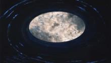 A. DE SOUSA, La terre est faite de ciel, n°3, 60x80cm, Diassec® sur aludibond®, 2015