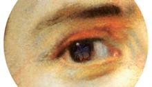 Aurore de SOUSA Rousseau Tir. étanche entre 2 verres collés Ø 26cm 2013