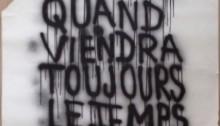 COSTE Annelise MIRAGE, airbrush sur papier, 130 x 95 cm 2005