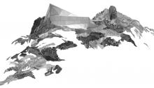 TROTIGNON Cl. Landscape9 Point de vue n°1, 63 x 91,5cm, n°4/8, 2012