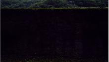 HURTADO-ronde de nuit -3 Le Mur 80x120cm 2006 AluDibond®
