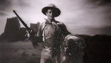 VASSAL É. Dagyde - Photographie et épingles - Eric Vassal d'après Stagecoach 1939 copie