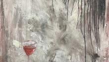 BOULZE Th. Melancholia 100x100cm