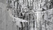 ANDRÉ Yves Colonnata-sud -125x100cm ou 150x120cm tirage sur Dibond® 2016
