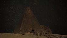AGNEL Juliette Taharqa et la nuit, tirage sur AluDibond® 80 X 120 cm tirage de 3 + 2EA 2019