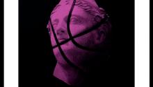 PERBOS Laurent Antik - Basket-Ball 2021. Sérigraphie 70x50cm tirage n°11/20